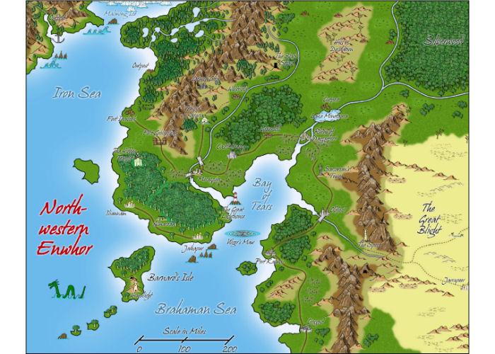 Profantasy software symbol set 1 fantasy overland for Map designer free