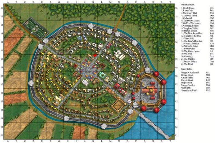 Profantasy Software City Designer 3