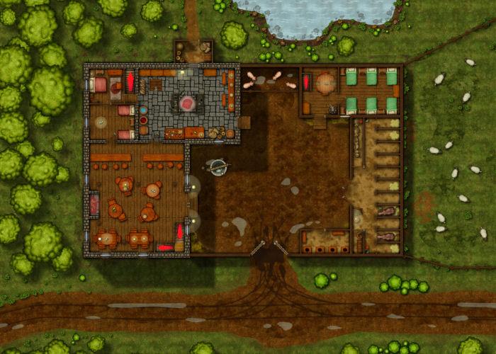 Profantasy Software Dungeon Designer 3